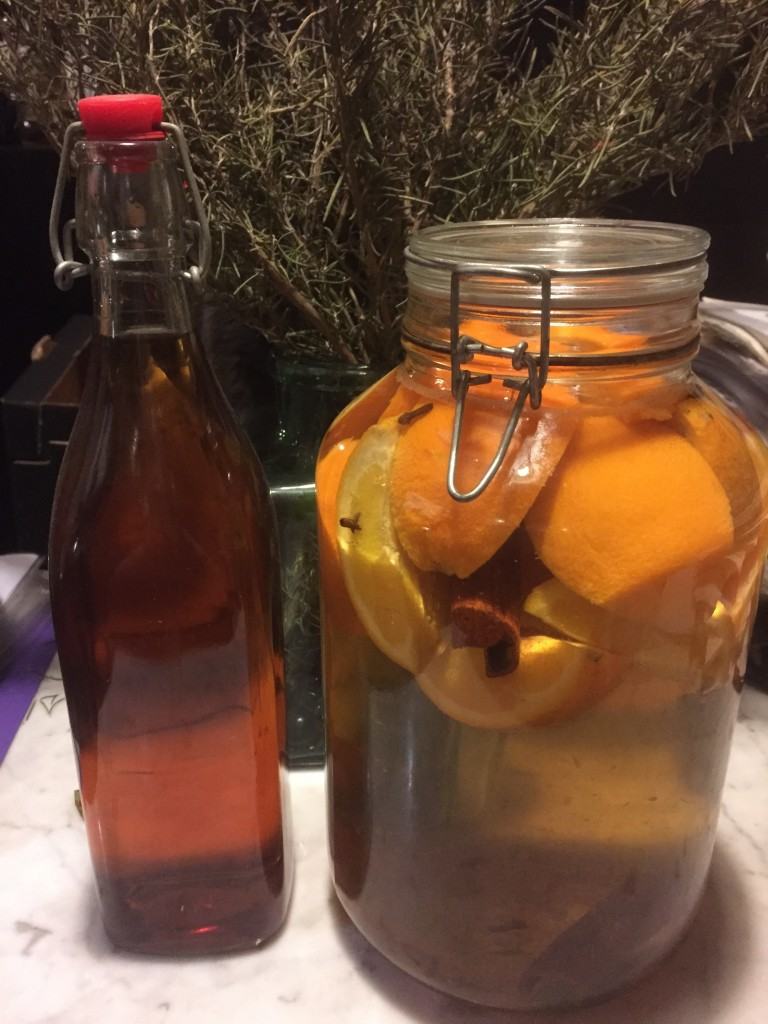 vin d orange