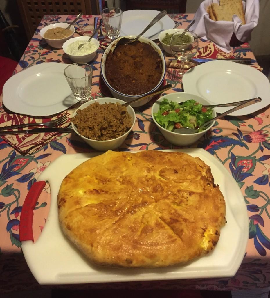 Kačapuri – gruzijska pita sa sirom