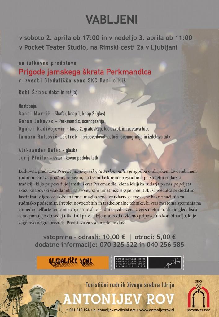 plakat senčne lutke - pocket teater april 2016